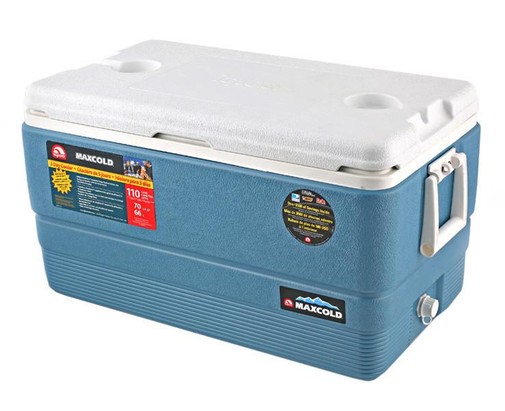 Изотермический контейнер MaxCold 70 (66 л) Синий