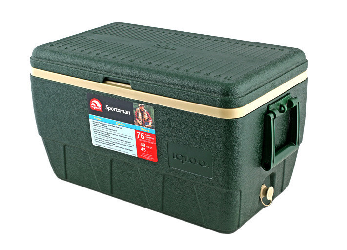 Изотермический контейнер Igloo Sportsman 52 (49 л)