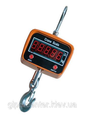Весы крановые ПРОК OCS 1 т (электронные подвесные 1000 кг), фото 2