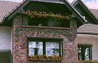 Клинкерный кирпич  ручной формовки Feldhaus Klinker Германия