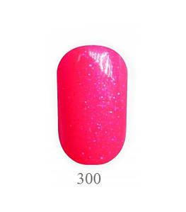 Гель-лак My nail System №300 ярко-розовый с блеском , эмаль 9 мл
