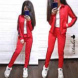 Женский спортивный костюм: мастерка и брюки (в расцветках), фото 3