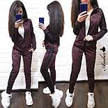 Женский спортивный костюм: мастерка и брюки (в расцветках), фото 4
