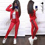Женский спортивный костюм: мастерка и брюки (в расцветках), фото 8