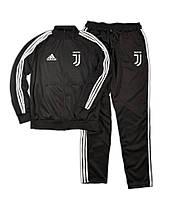 Спортивный костюм Эластика Juventus adidas, флис, РАЗМЕР S