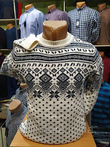 Новорічний светр ромби, фото 2