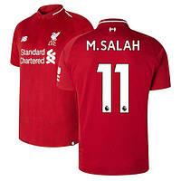 Футбольная форма ФК Ливерпуль Салах (FC Liverpool M. SALAH ) 2018-2019 Домашняя