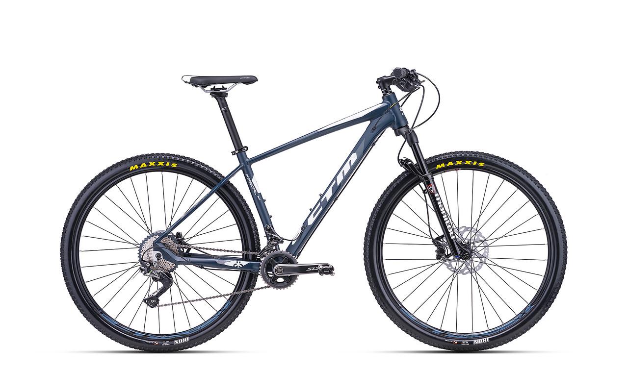 """Велосипед горный CTM Rascal 3.0 (matt petroleum/white)(29"""") 20"""""""