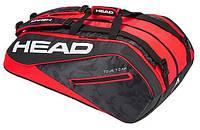 Сумка для теннисных ракеток HEAD Tour Team 9R Monstercombi BKRD 726424519484
