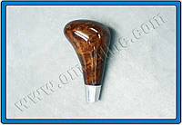 Ручка КПП коробки передач из дерева Mercedes CLK W208