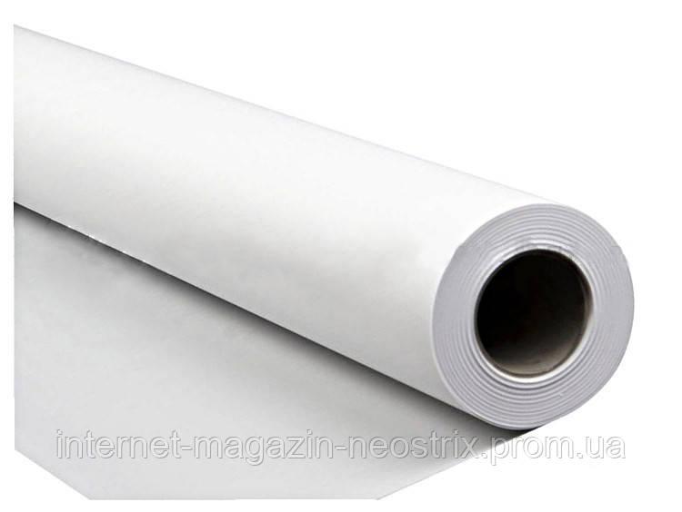 Студийный бумажный фон Visico 1,35х5 м (белый) 2101