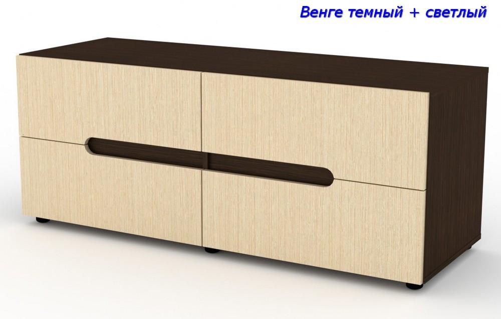 Тумба под ТВ-5 МС Стиль