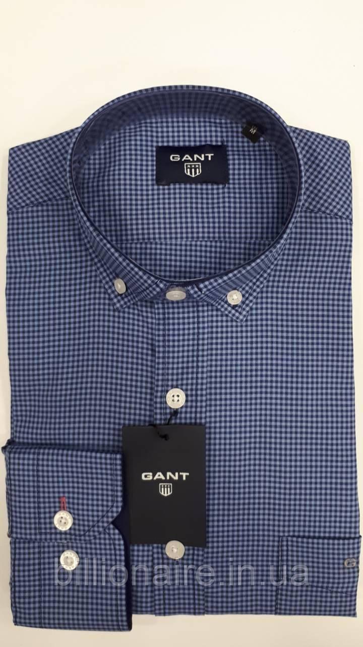 Сорочка Gant Клітинка репліка