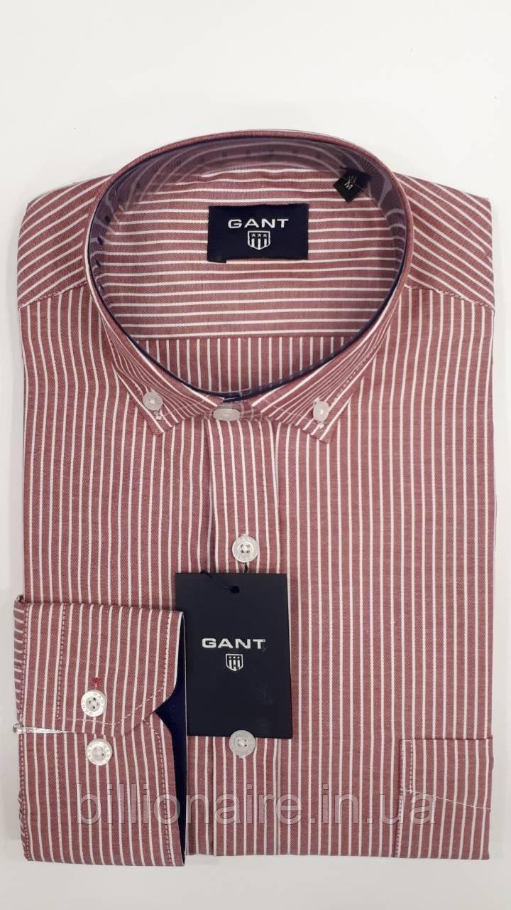 Сорочка Gant полоска репліка