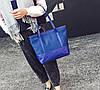 Стильная повседневная сумка шоппер, фото 5