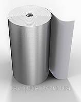 Вспененный каучук фольгированый самоклеющийся 25мм, Oneflex (ВАНФЛЕКС)