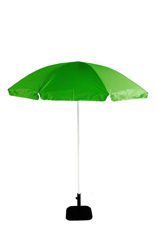 Зонт садовый TE-002 зелёный