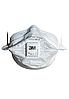 Респиратор маска 3M™ 9162 V VFlex FFP2 с клапаном выдоха