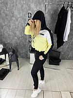 Свитшот женский Fendi D1976 разноцветный, фото 1