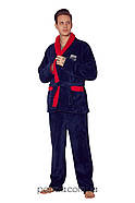 Теплый мужской костюм для дома р.50-54, фото 3