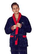 Теплый мужской костюм для дома р.50-54, фото 4