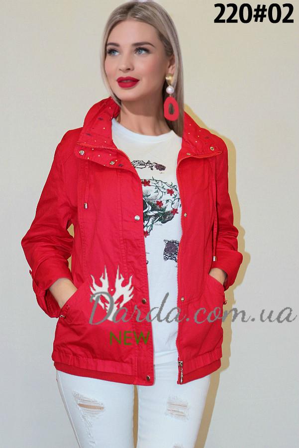 4efb807d512 Женский летний пиджак большого размера Ylanni 220 купить в Украине