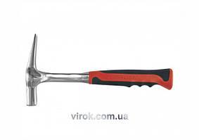 Молоток муляра YATO с металлической ручкой 382 мм 600 г