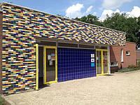 Клинкерный кирпич ручной формовки St.Joris глянцевый Голландия