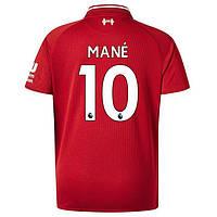 Футбольная форма ФК Ливерпуль Манэ (FC Liverpool Mane) 2018-2019 Домашняя, фото 1