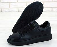 Кроссовки мужские Alexander McQueen 31235 черные