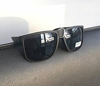 Очки черные матовые Matrius 19441 с широкой линзой , фото 1
