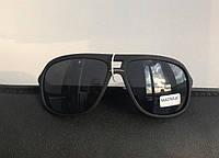 Очки черные матовые Matrius 19443 с широкой линзой , фото 1