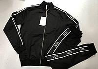 Спортивный костюм Valentino D6798 черный