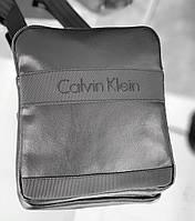 Сумка мужская Calvin Klein D1691 черная, фото 1