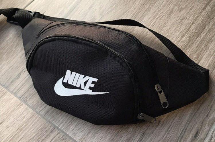 Поясная сумка Nike 19426 черная