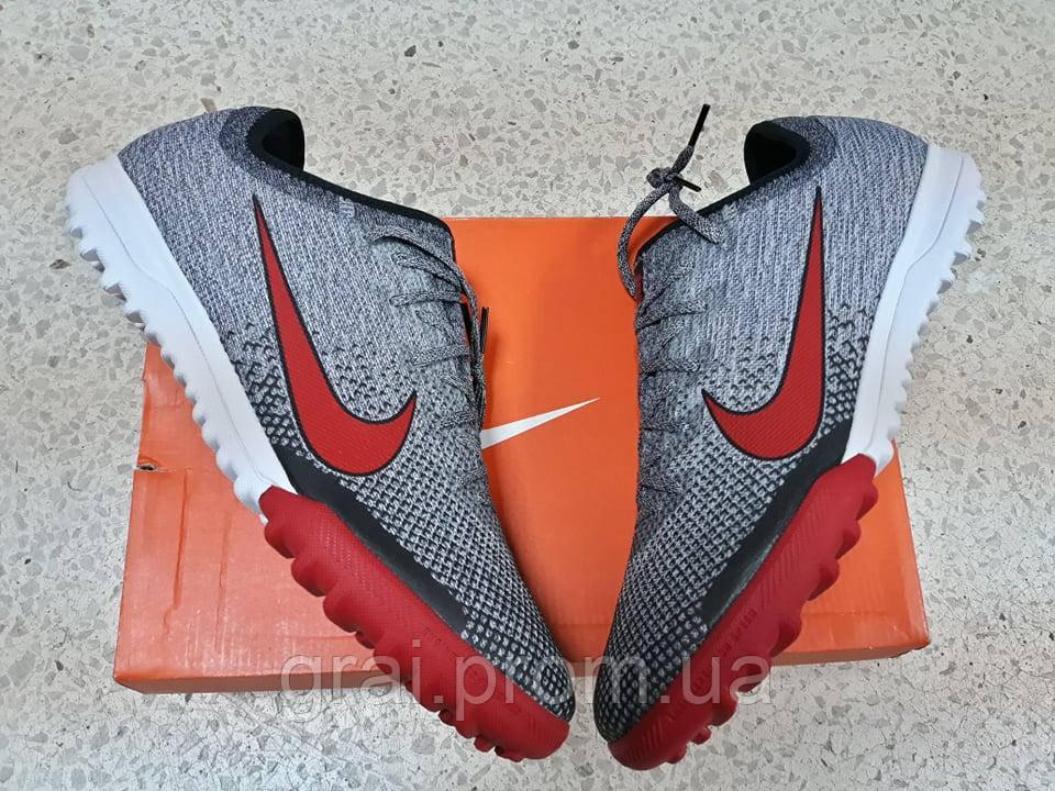 1dc20ff9 Сороконожки Nike Mercurial Vapor XII Pro NJR TF White/Red/Black ...