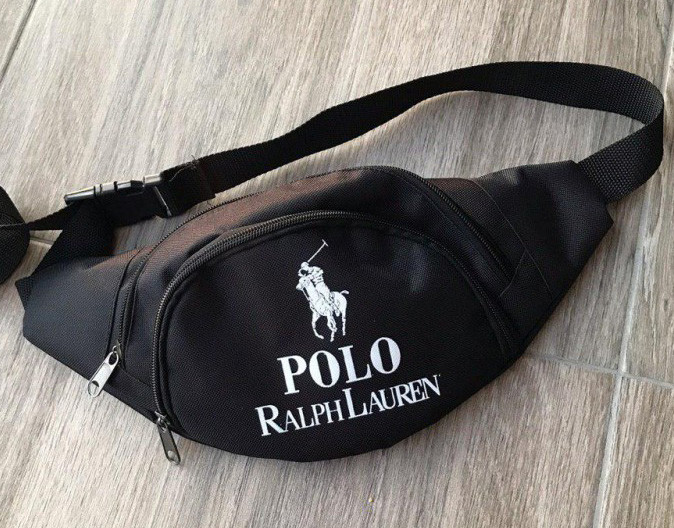 Поясная сумка POLO by Ralph Lauren 19427 черная