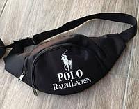 Поясная сумка POLO by Ralph Lauren 19427 черная, фото 1