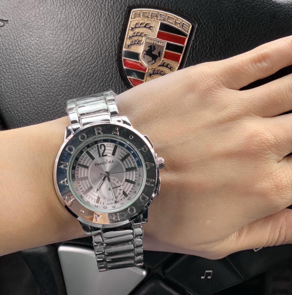 Женские часы Pandora D1980 серебристые
