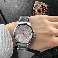 Женские часы Michael Kors D1981 серебристые