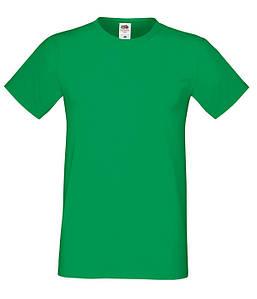 """Мужская футболка """"Хлопок"""" XL, 47 Ярко-Зеленый"""