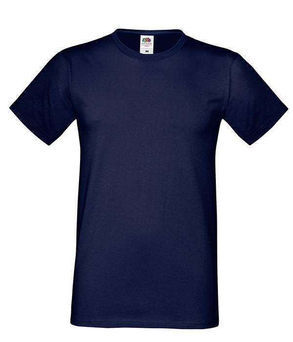 Мужская футболка SofSpun 58, Глубокий Темно-Синий