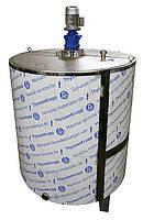ОМВ-2 емкость с мешалкой и рубашкой нагрева/охлаждения, фото 1