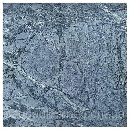 Плитка талькомагнезит BLUE щеточная обработка