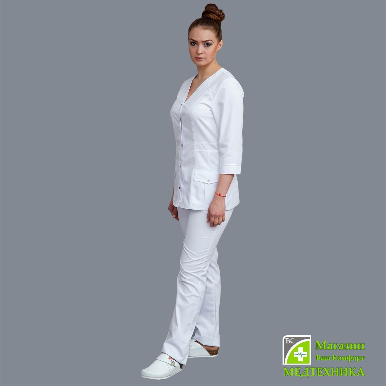 Женская медицинская куртка «Доминика»
