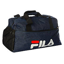 Спортивная сумка Fila средняя (красная) , фото 3