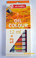 Набор масляных красок, ArtCreation, 12*12мл, Royal Talens