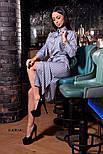 Женское стильное платье-рубашка в полоску ( в расцветках), фото 10
