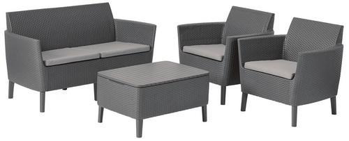 Набор мебели, Salemo set, капучино - песок