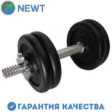 Гантель наборная стальная Newt, 10 кг